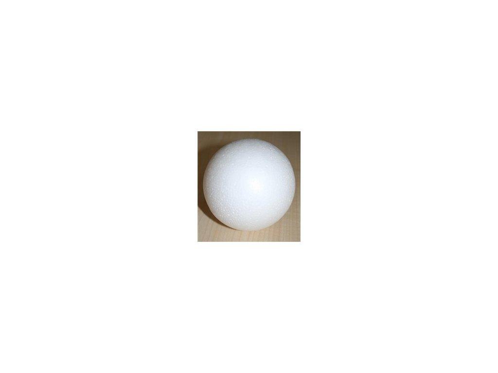 Koule polystyrenová 8 cm