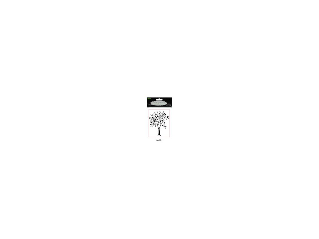 Embosovací kapsa Listnatý strom