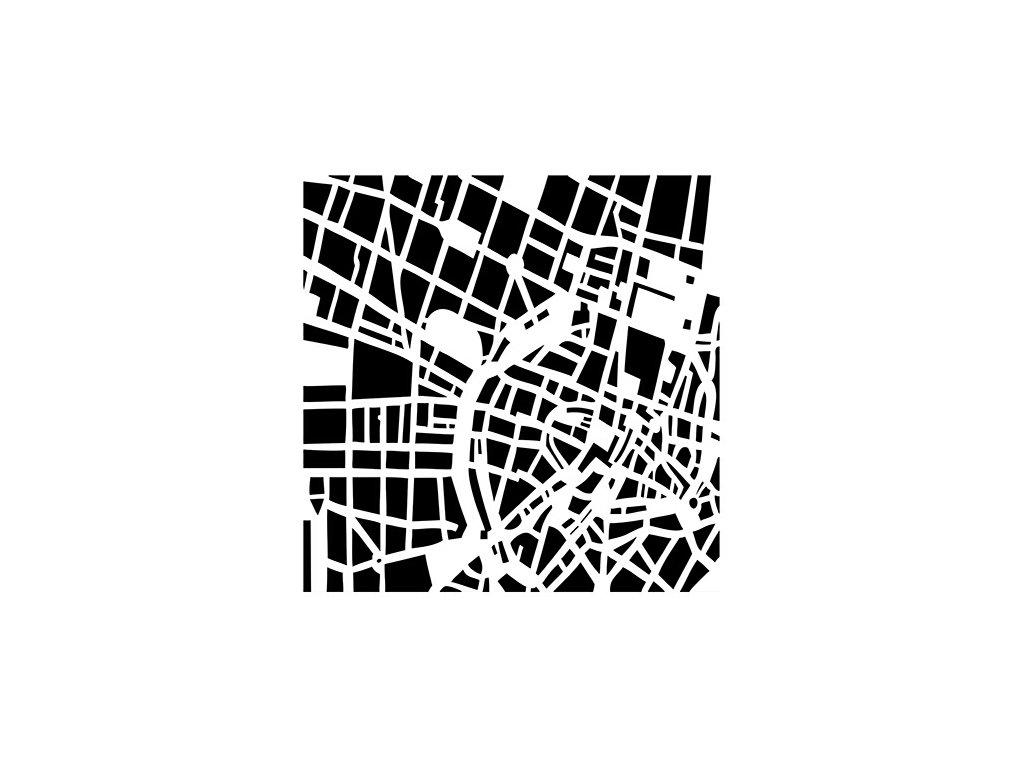 Šablona CityGrid