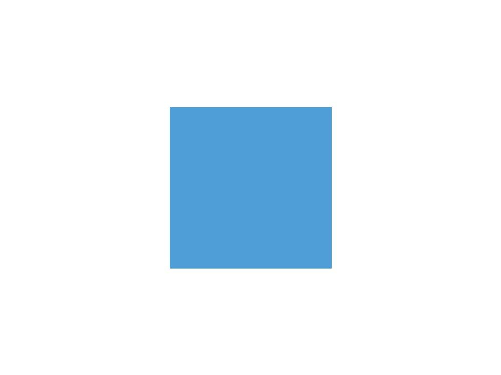 Nebesky modrá čtvrtka 300g/m2