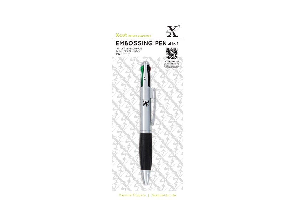 Embosovací (vytlačovací) pero 4v1