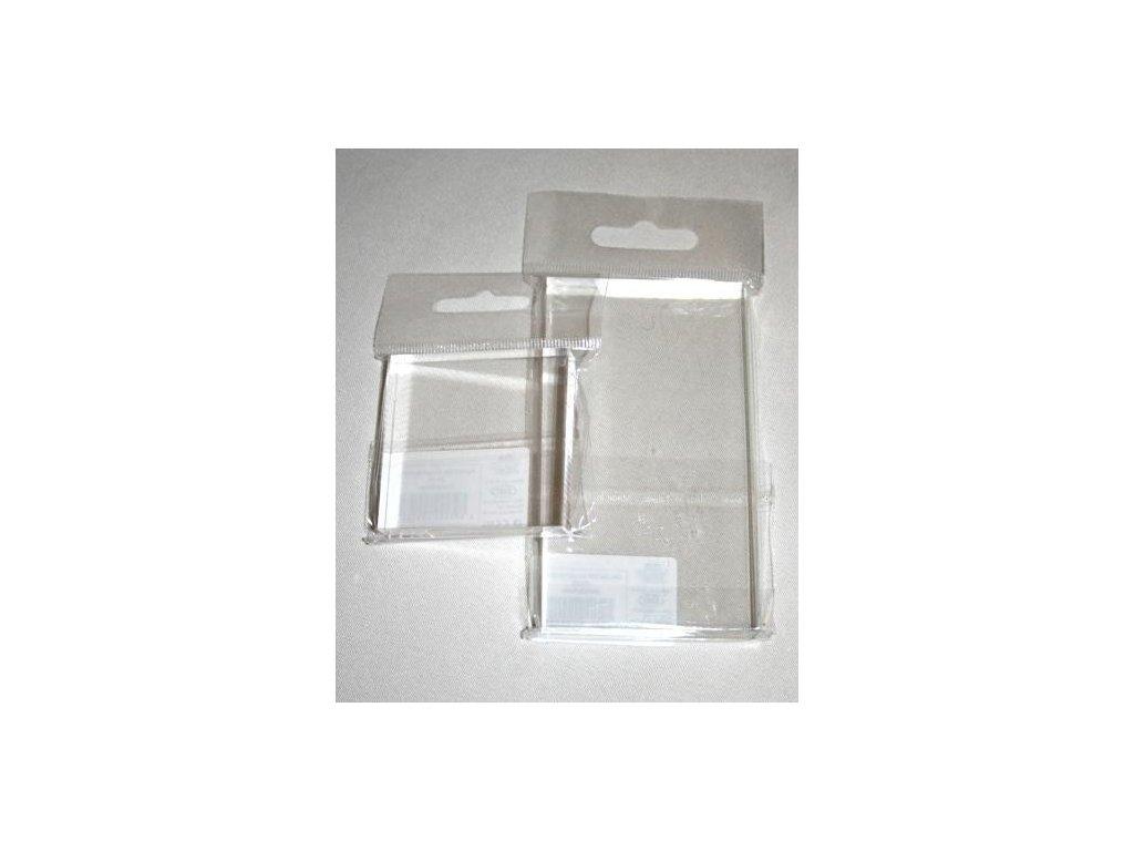 Akrylový blok 58x102mm