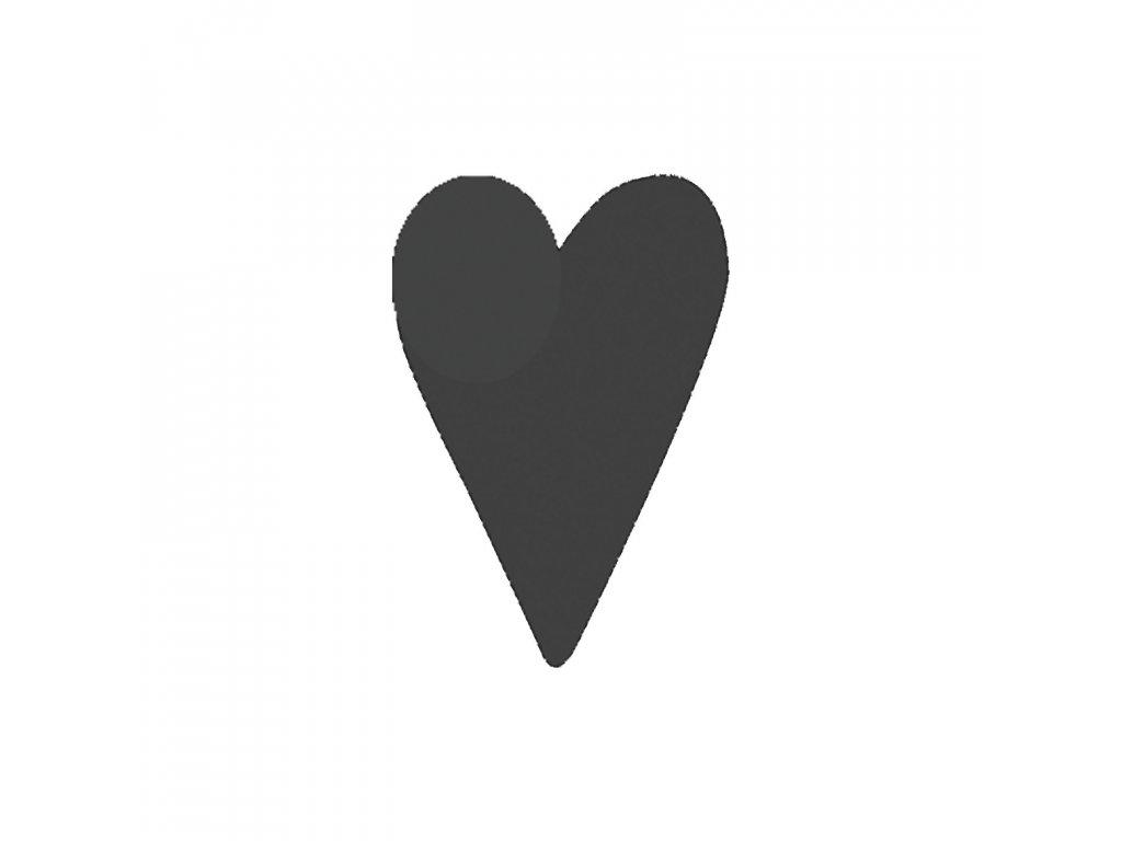 Razidlo dlouhé srdce