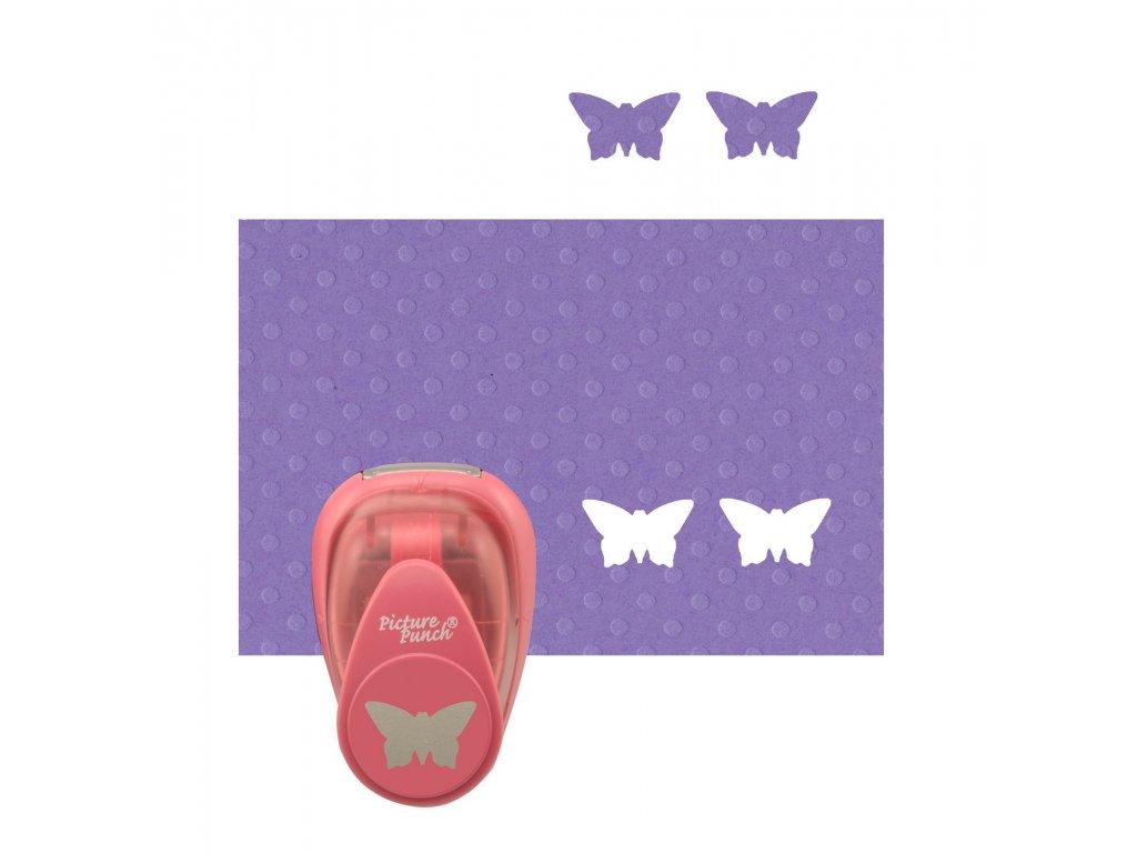 Razidlo motýl 2,5 cm