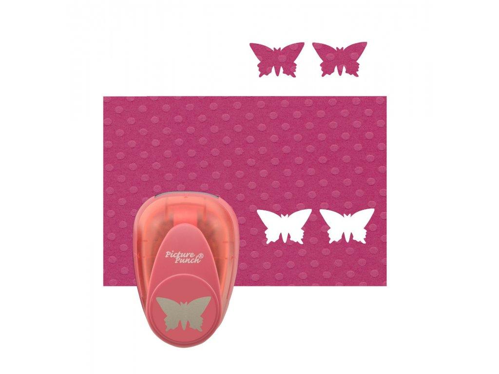 Razidlo Motýl 3,52 cm