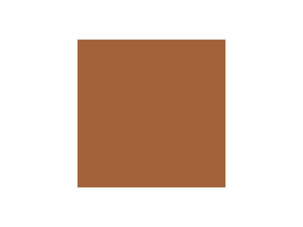 Hnědá terracota čtvrtka 300g/m2
