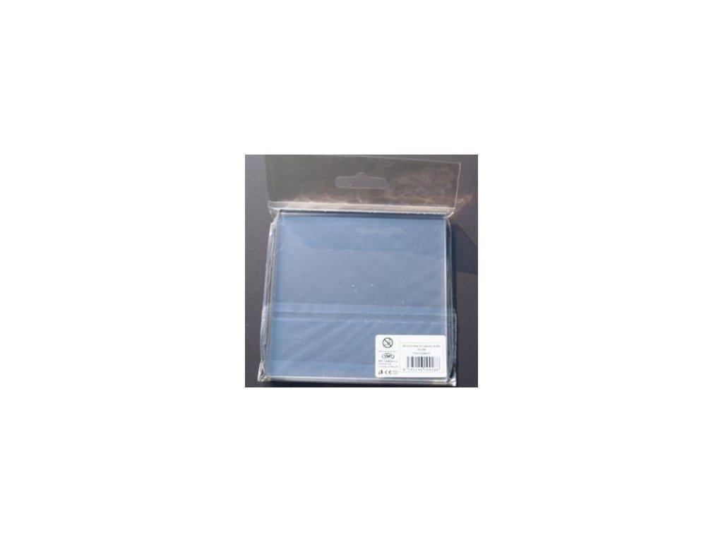 Akrylový blok 102x102mm