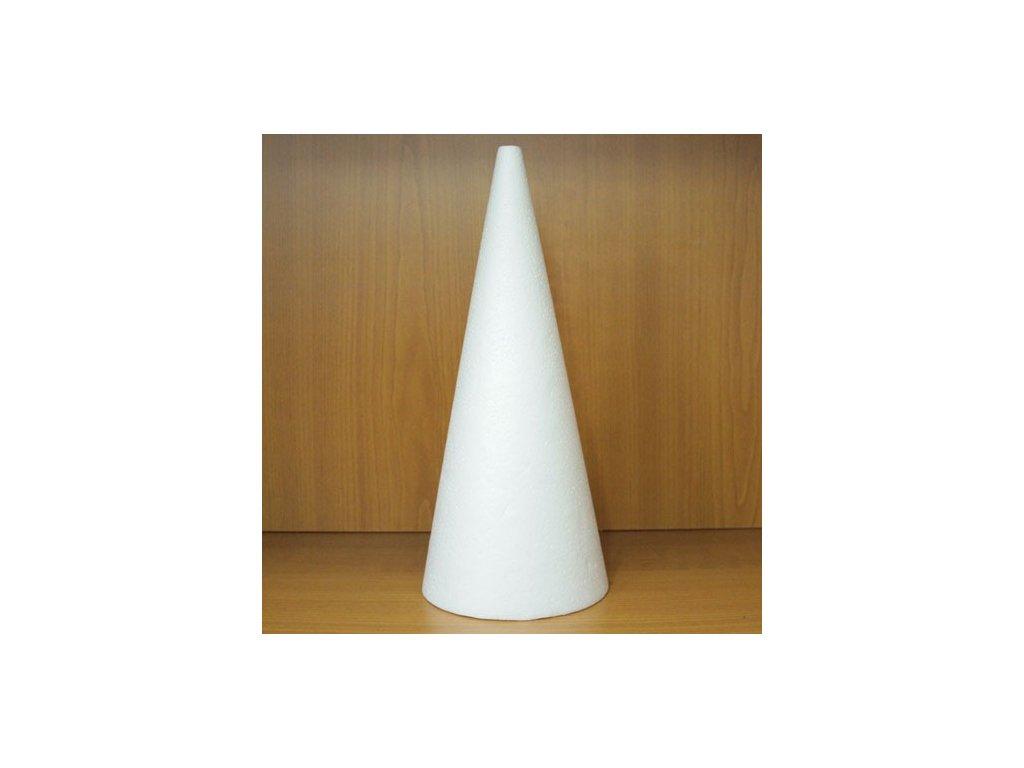 Polystyrenový kužel 26cm