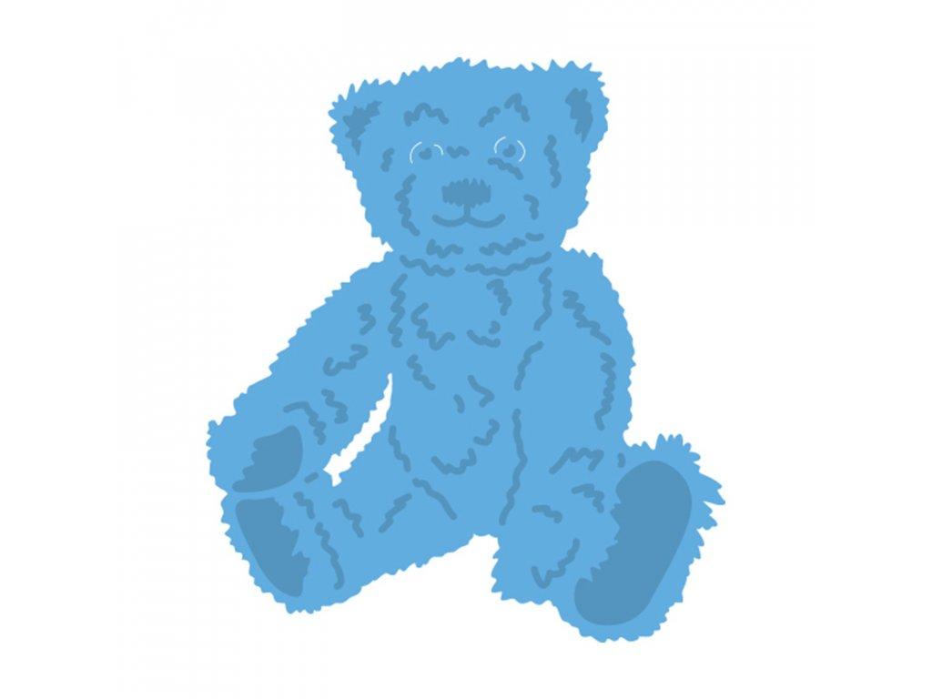 Šablona Creatables Medvídek
