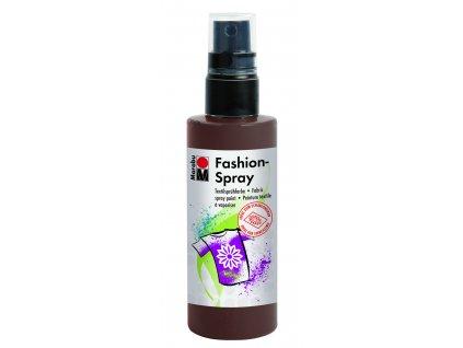 Fashion Spray - hnědá