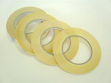 Oboustranná lepící páska 6mm x 50m