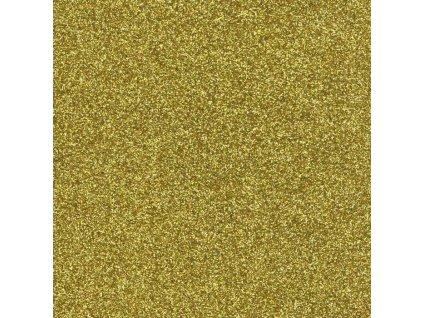 Pěnovka třpytivá zlatá