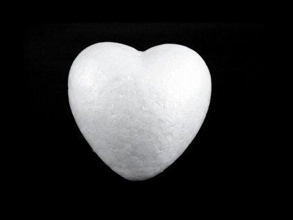 Srdce z polystyrenu 10cm