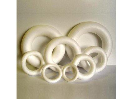 Věnec z polystyrenu 24cm