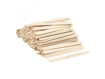 Dřevěné špachtle 11,5cm 200ks