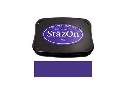 Razítkovací polštářek StazOn Iris