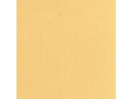 Barevný papír - zlatý perleťový 1ks