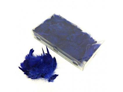 Peříčka tmavě modrá 3g
