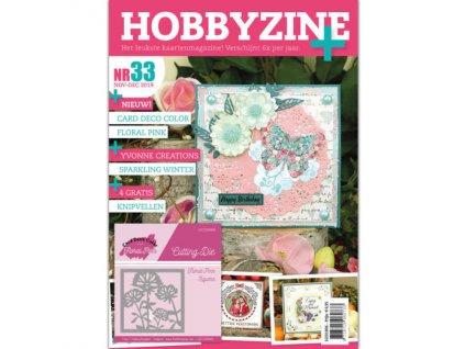 Časopis Hobbyzine 33