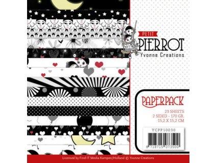 Sada papírů Petit Pierrot