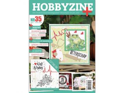 Časopis Hobbyzine 35
