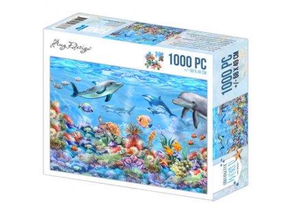 Puzzle skládačka Podmořský svět