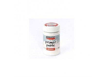 Gesso bílá krycí akrylová barva 100ml