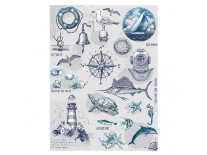 r382 moře modré