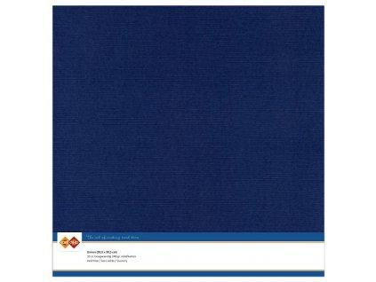 LKK SC30 tmavě modrá texturovaná čtvrtka