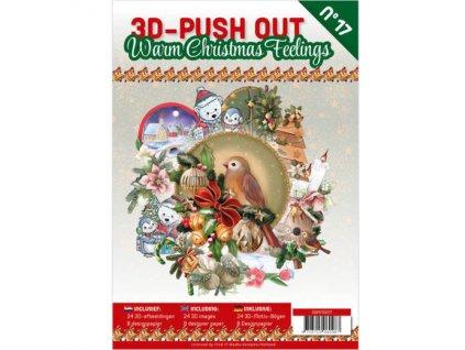 3DPO10017 kniha výřezů