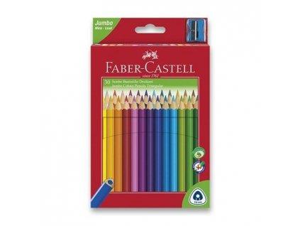 Faber Castell trojboké pastelky