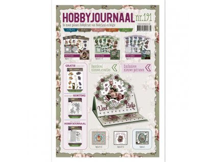 Noviny Hobbyjournaal 191 - plná verze