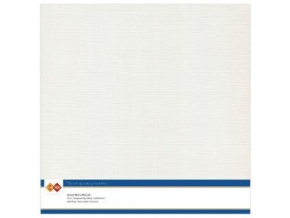 Barevný papír texturovaná čtvrtka světle šedá 30x30cm
