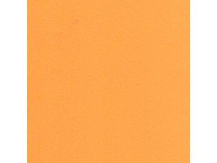Barevný papír oranžový