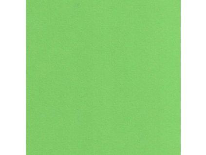 Barevný papír středně zelený