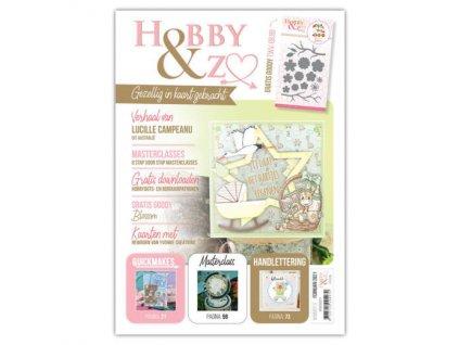 HENZO11 kreativní časopis