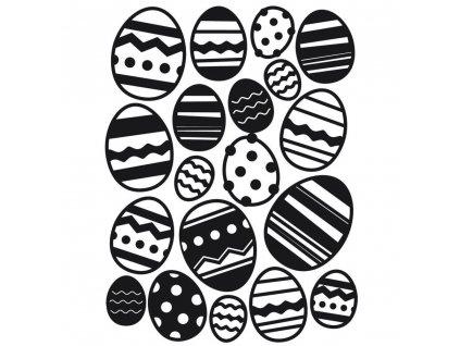 Embosovací kapsa Velikonoční vejce