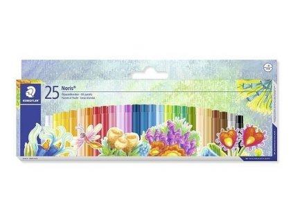 olejové pastely 25 barev