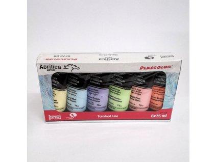PP186 akrylové barvy
