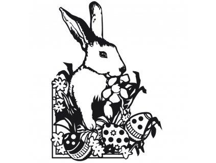 Embosovací kapsa Velikonoční zajíc