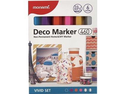 MONAMI Vivid set deco marker