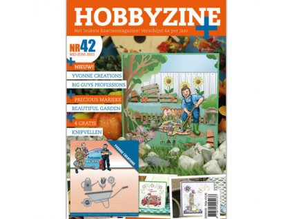 Časopis Hobbyzine 42