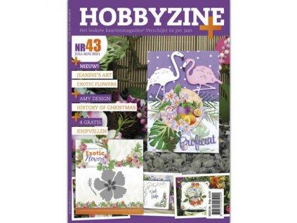 Časopis Hobbyzine 43