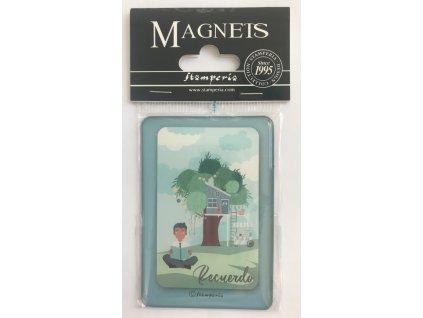 stamperia mi primera ilusion nino 8x55cm magnet em