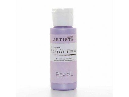 Akrylová barva perleťová - PEARL WISTERIA