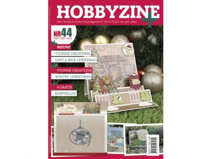 Časopis Hobbyzine 44
