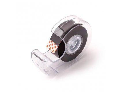 Trhací magnetická samolepicí páska 19x0,3mm