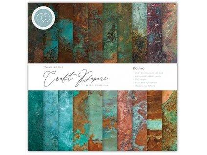 craft consortium essential craft papers 6x6 inch p