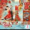 Sada oboustranných papírů Tango 30x30cm