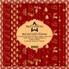 paper favourites red and gold christmas 12x12 inch